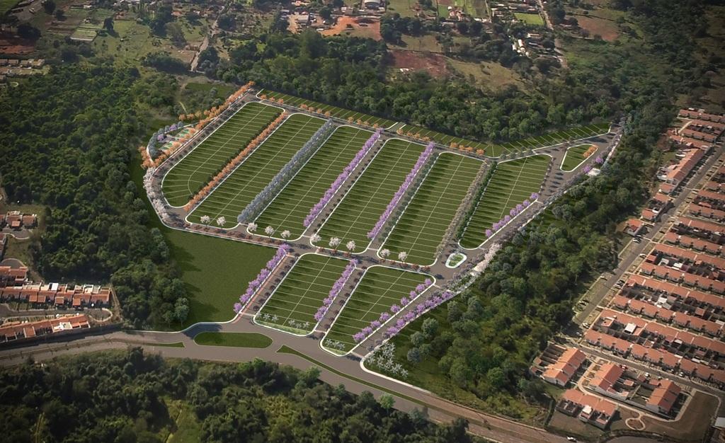 Terreno à venda, 250 m² por R$ 77.669 - Recreio dos Bandeirantes - Uberaba/MG