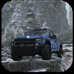 Off-Road: Winter Cliffs Icon
