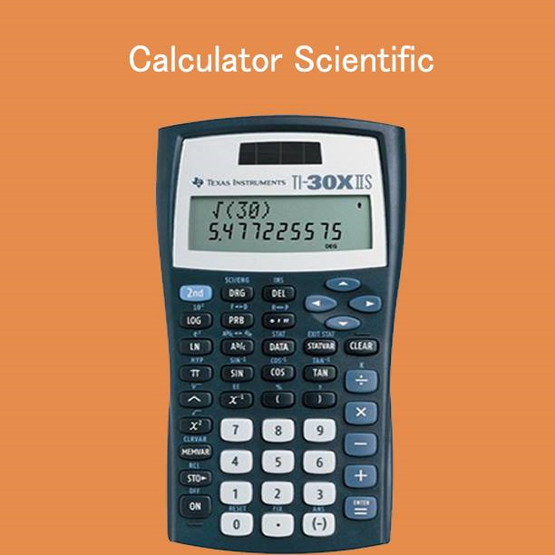Calculator Scientific Screenshot 1