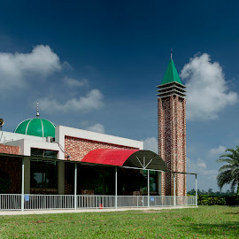 Mosque  by Mahmudul Tapon - Buildings & Architecture Other Exteriors ( building, mosque, architecture )