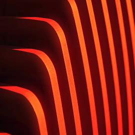 Приоритет by Oleg M Kulishov - Abstract Patterns ( красный, линии, abstract,  )