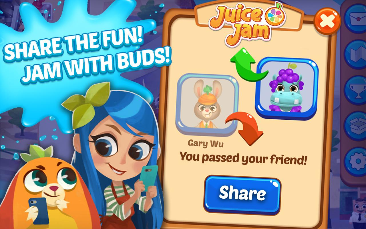 Juice Jam - Puzzle Game & Free Match 3 Games Screenshot 10