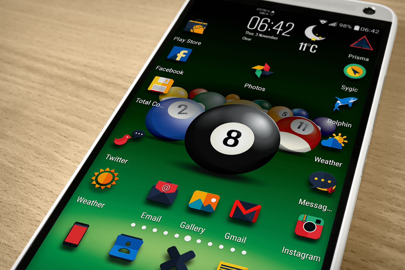 Ergon - Icon Pack Screenshot 10