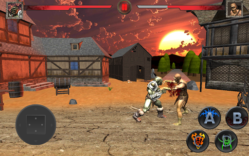 Monster Fight - screenshot