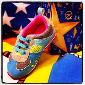 by Joey Chen - Instagram & Mobile Instagram ( baby shoe, shoe )