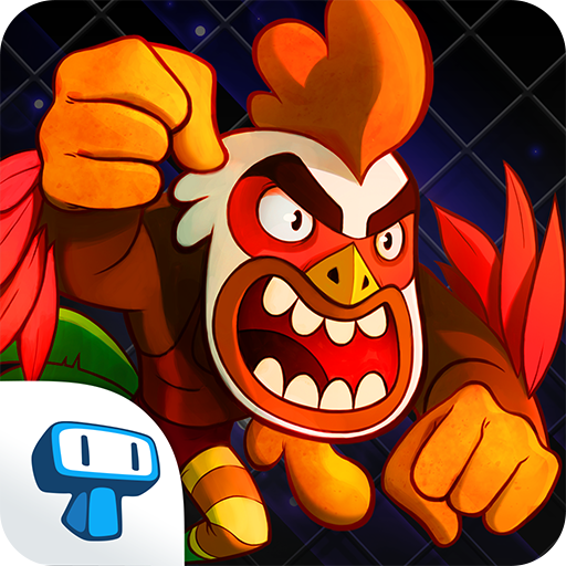 UFB Lucha Libre - Ultimate Mexican Fighting (game)