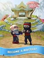 Screenshot of Clumsy Ninja