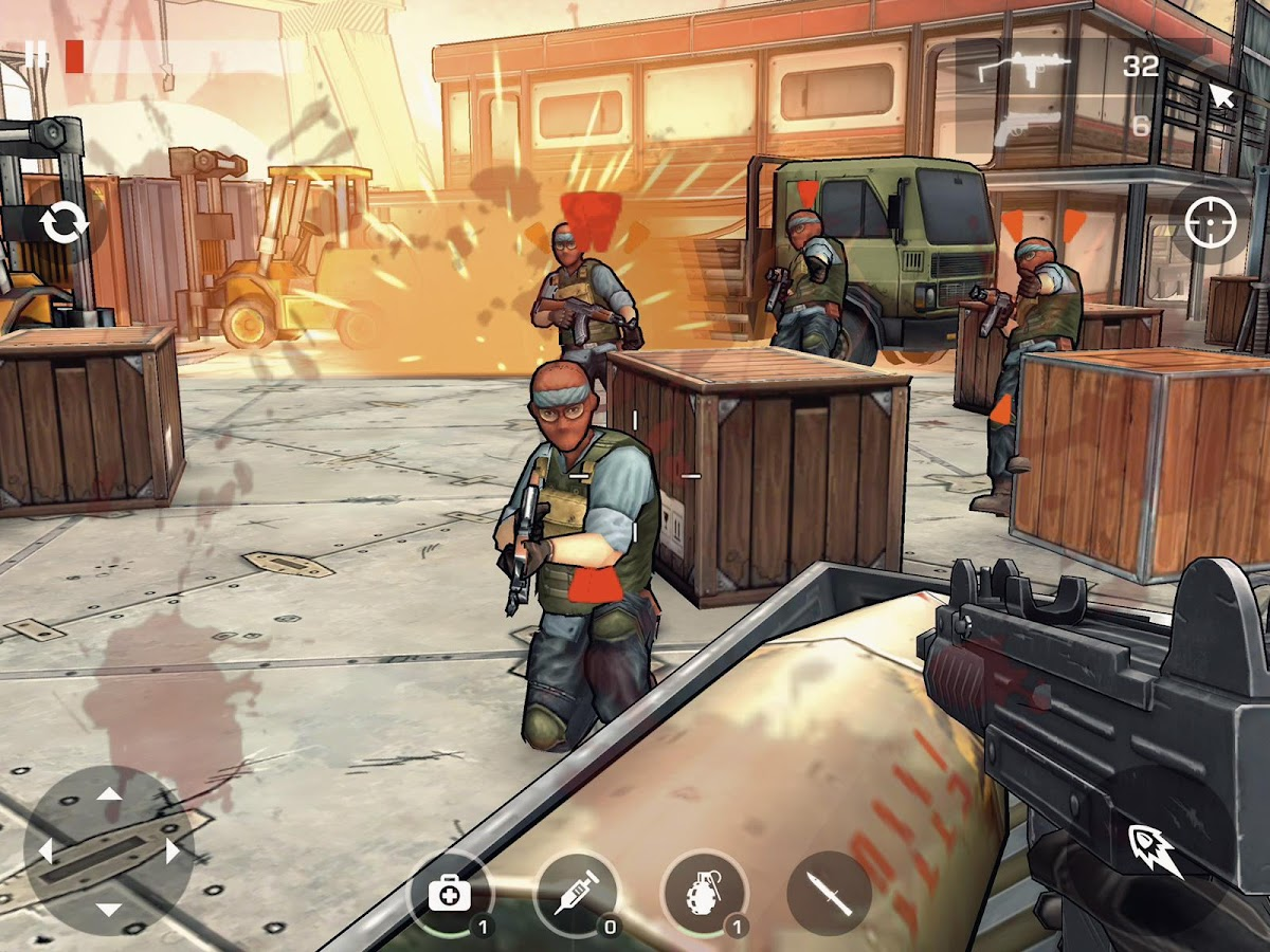 Major Gun : war on terror Screenshot 10