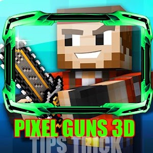 Win of PixelGun 3D trick
