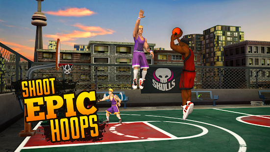 Jam League Basketball for pc