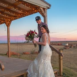 by Kathy Suttles - Wedding Bride