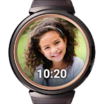 Photo Wear Android Watch Face Icon