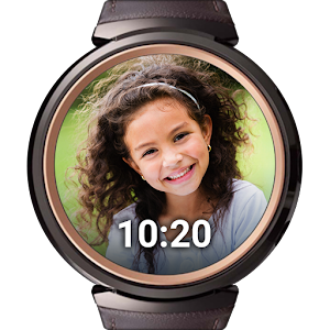 Photo Wear Android Watch Face For PC
