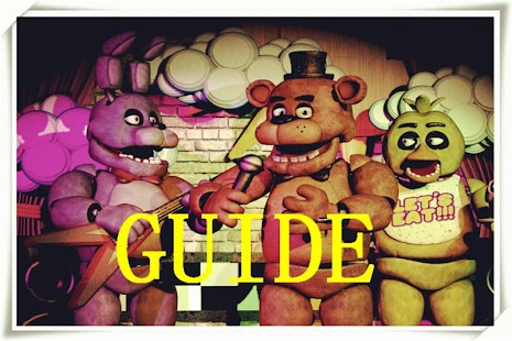Guide Five Nights Freddy 4 - screenshot