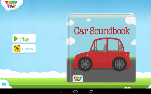 Car Soundbook for Kids - screenshot