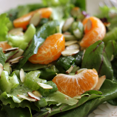 Mandarin Tossed Salad