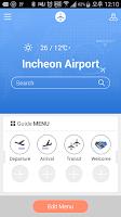Screenshot of Incheon Airport Guide