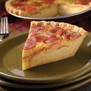 Pepperoni Quiche Recipes