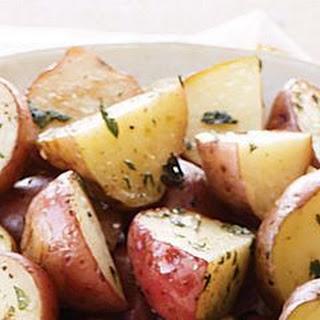 Roasted Red Potatoes Shallots Recipes