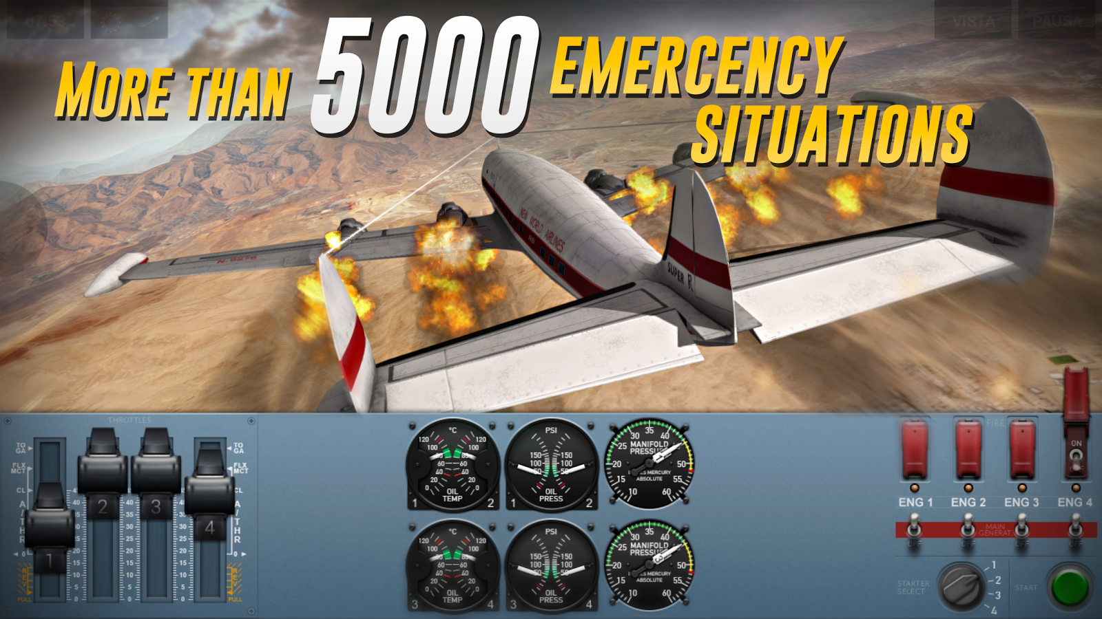 Extreme Landings Pro Screenshot 7