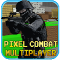 Game Pixel Combat Multiplayer HD APK for Kindle