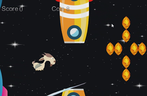 Galaxy Goat - screenshot
