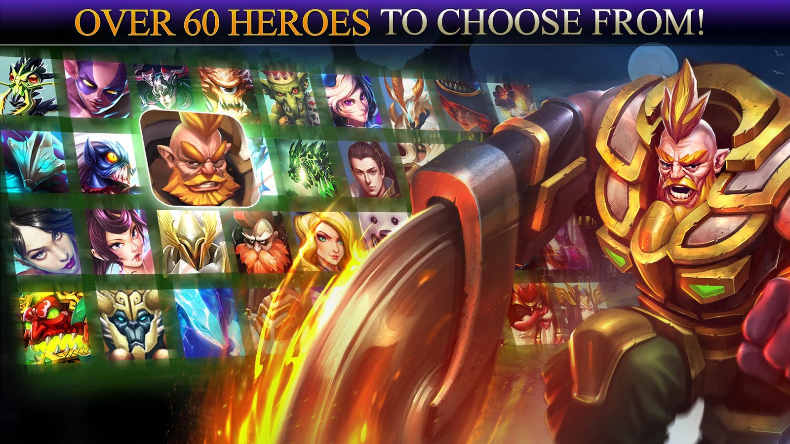 Heroes of Order & Chaos Screenshot 10