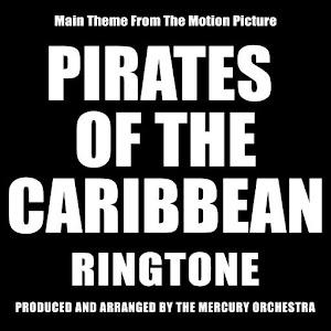 pirate of the caribbean ringtones