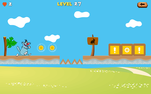 Oggy Run Adventure - screenshot