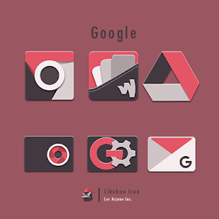 Cikukua Icon Pack- screenshot thumbnail