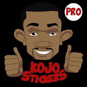 Kojo Stickers (whatsAppStickers) Pro For PC / Windows 7/8/10 / Mac – Free Download