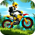 Jungle Motocross Extreme Racing APK for Bluestacks