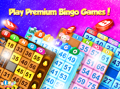 Bingo Bash: Live Bingo Games & Free Slots By GSN for pc