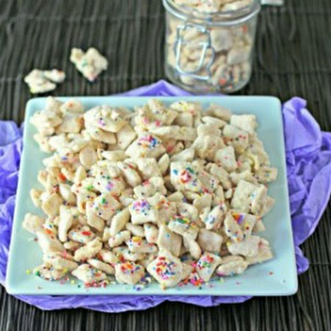 Spring Pudding Chex Mix