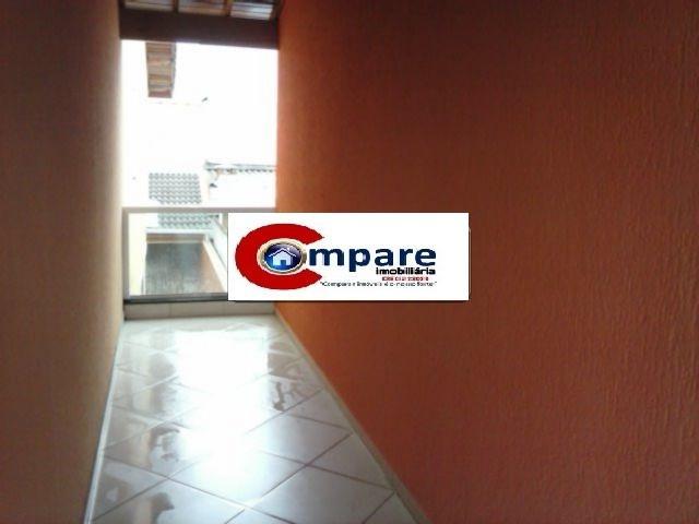 Casa 3 Dorm, Jardim Bom Clima, Guarulhos (SO1377) - Foto 10