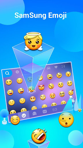 Free Samsung Emoji for Kika Keyboard + Emoticons For PC