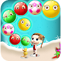 Bubble Beach Shooter APK for Bluestacks