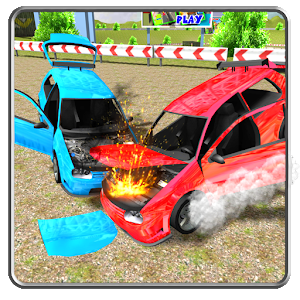 Download Demolition Derby Car Race For PC Windows and Mac