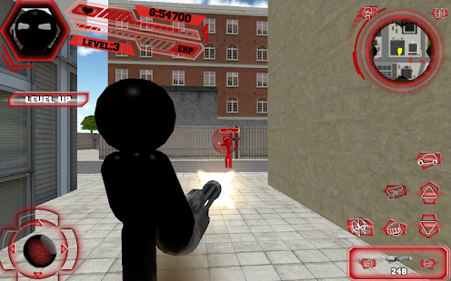 Stickman Theft Auto APK for Bluestacks