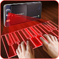Hologram Piano Prank APK for Bluestacks