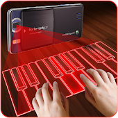 Game Hologram Piano Prank version 2015 APK