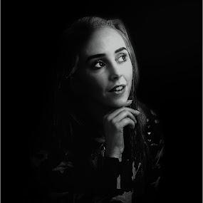by Stephen Hooton - People Portraits of Women
