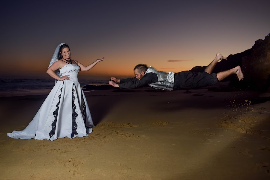 Catch me honey by Mariska Visagie - Wedding Bride & Groom ( wedding, people )