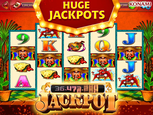 my KONAMI Slots - Free Vegas Casino Slot Machines screenshot 13