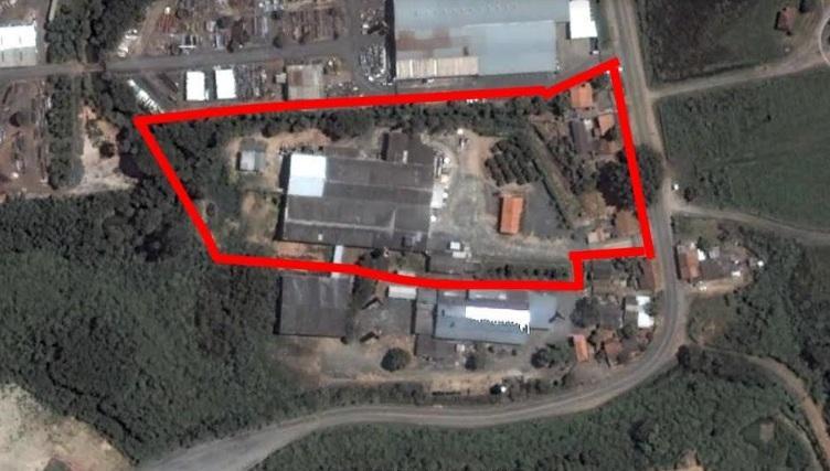 Galpão industrial 24200 m² área total  5000 m²área construída- Campinas