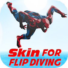 Spider Skin For Flip Diving