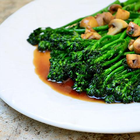 how to cook tenderstem broccoli