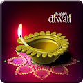 App Name on Diwali Greetings Cards APK for Kindle