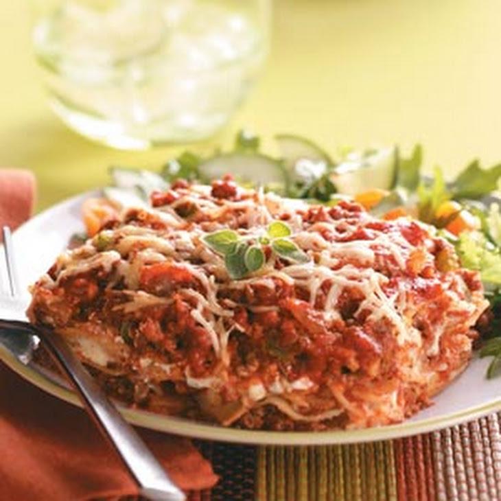 Slow-Cooked Lasagna Recipe | Yummly