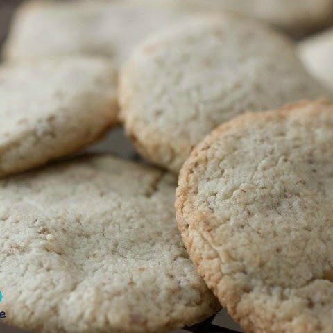 Keto Walnut Cookies